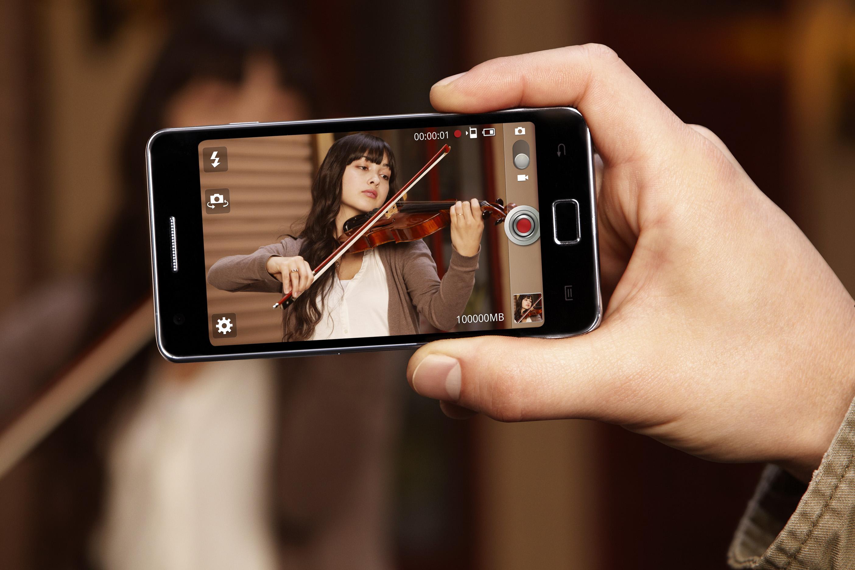 Смазанные фото на смартфоне